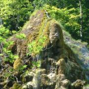 Le rocher qui pleure